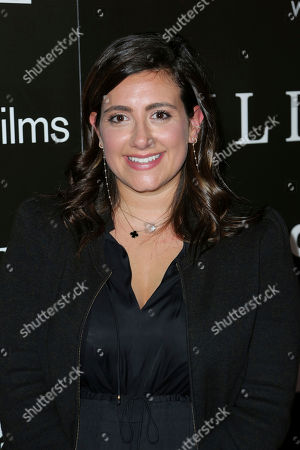"""Stock Picture of Alex Saks attends the LA Premiere of """"Wildlife"""" at the ArcLight Hollywood, in Los Angeles"""