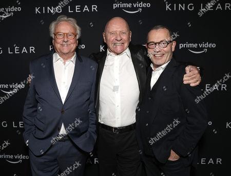 Sir Richard Eyre, Sir Anthony Hopkins, Sir Colin Callender