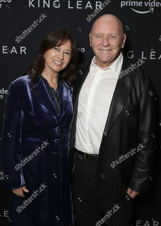 Stella Arroyave, Sir Anthony Hopkins