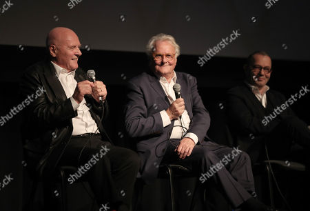 Sir Anthony Hopkins, Sir Richard Eyre, Sir Colin Callender