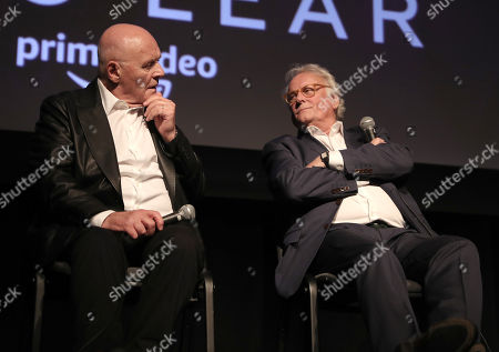 Sir Anthony Hopkins, Sir Richard Eyre