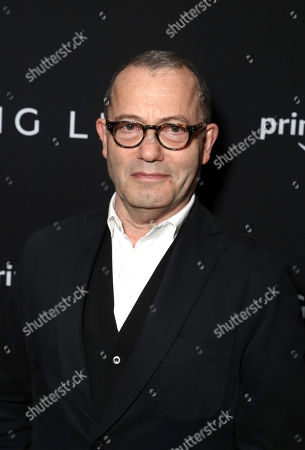 Editorial image of Amazon Prime Video King Lear LACMA Screening on October 9, 2018 in Los Angeles, USA - 09 Oct 2018