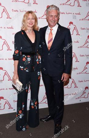 Naomi Watts and David Kratz