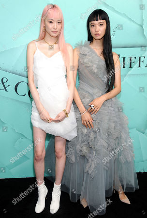 Fernanda Ly and Yuka Mannami