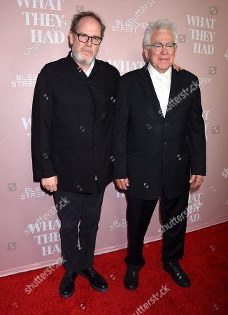 Stock Image of Albert Berger and Ron Yerxa