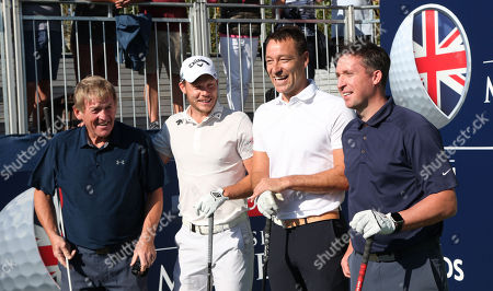 John Terry, Kenny Dalglish, Danny Willet, and Robbie Fowler