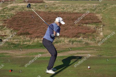 Editorial photo of SkySports British Masters golf championship, Pro-Am, Walton Heath Golf Club, Surrey, UK - 10 Oct 2018