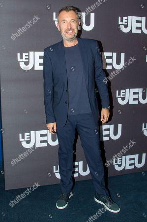 Editorial image of 'Le Jeu' film premiere, Paris, France - 09 Oct 2018