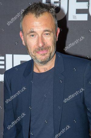 Editorial picture of 'Le Jeu' film premiere, Paris, France - 09 Oct 2018