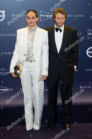 Laura Ponte and Pedro Letai