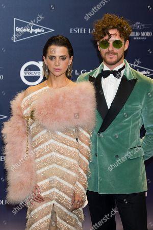 Macarena Gomez and husband Aldo Comas