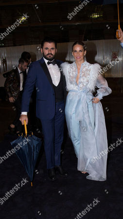 Emiliano Suarez and Carola Baleztena