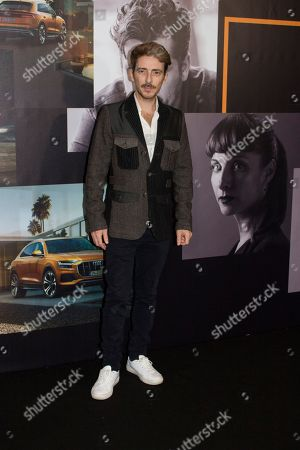Editorial picture of 'The Octava Dimension' film premiere, Madrid, Spain - 09 Oct 2018