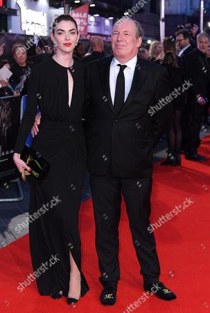 Hans Zimmer and Zoe Zimmer