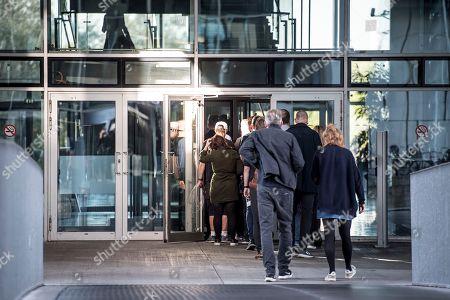 Editorial image of Denmark DR is cutting 382 jobs, Copenhagen - 18 Sep 2018