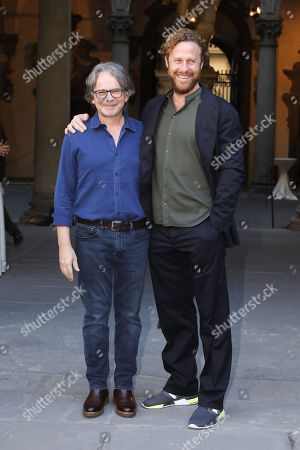 Editorial image of 'Medici - The Magnificent' TV show photocall, Florence, Italy - 10 Oct 2018
