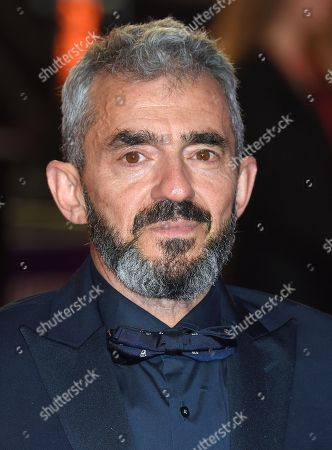 Editorial photo of 'Widows' premiere and opening gala, BFI London Film Festival, UK - 10 Oct 2018