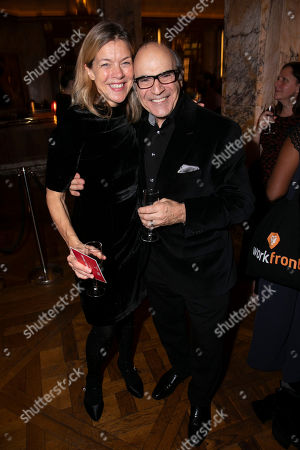 Janie Dee and David Suchet