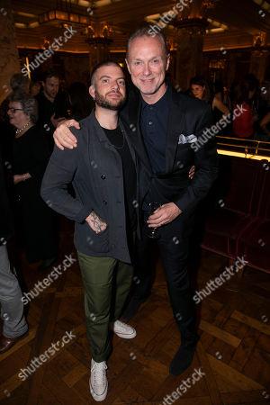Jamie Lloyd (Director) and Gary Kemp