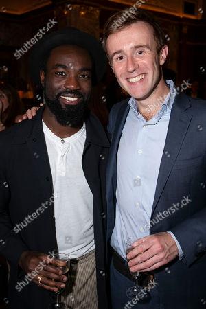 Editorial photo of 'Pinter at the Pinter' party, Gala, London, UK - 10 Oct 2018