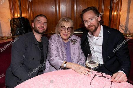 Editorial image of 'Pinter at the Pinter' party, Gala, London, UK - 10 Oct 2018