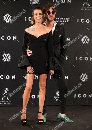 Macarena Gomez and Aldo Comas