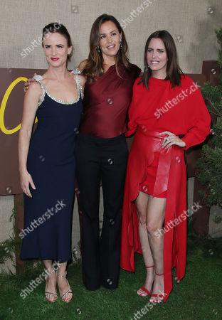 Juliette Lewis, Jennifer Garner and Ione Skye