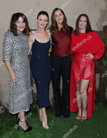 Editorial picture of 'Camping' TV series premiere, Los Angeles, USA - 10 Oct 2018