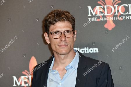 Editorial picture of 'Medici: Masters of Florence' TV show photocall, Florence, Italy - 10 Oct 2018