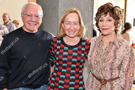 Stock Photo of Stewart Resnick, Doris Kearns Goodwin and Lynda Resnick