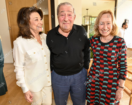 Editorial photo of Doris Kearns Goodwin 'Leadership In Turbulent Times' book party, Los Angeles, USA - 06 Oct 2018