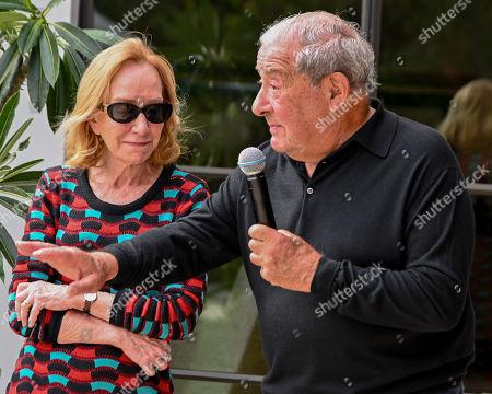 Doris Kearns Goodwin and Bob Arum