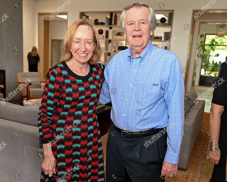 Doris Kearns Goodwin and Bob Daly