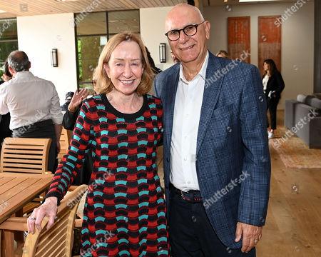 Doris Kearns Goodwin and Mendes Napoli