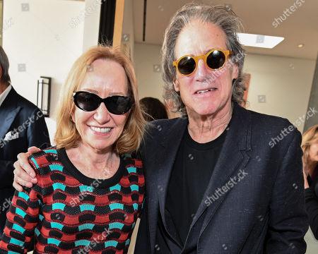 Doris Kearns Goodwin and Richard Lewis