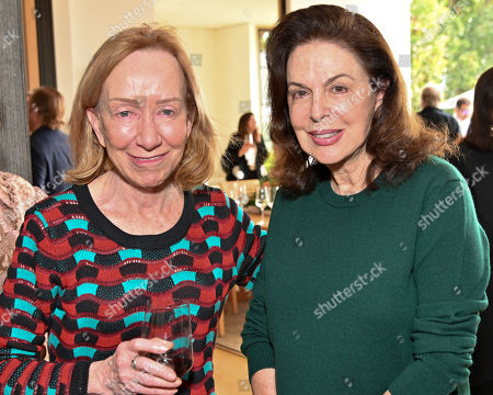 Doris Kearns Goodwin and Wendy Goldberg