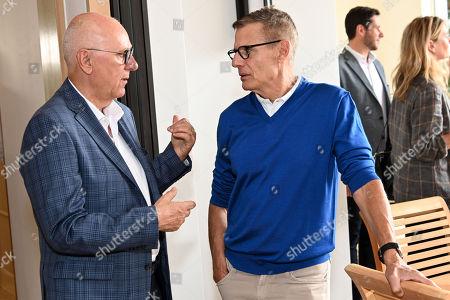 Mendes Napoli and Michael Lombardo