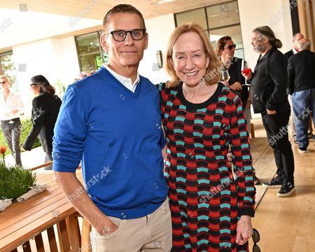Michael Lombardo and Doris Kearns Goodwin