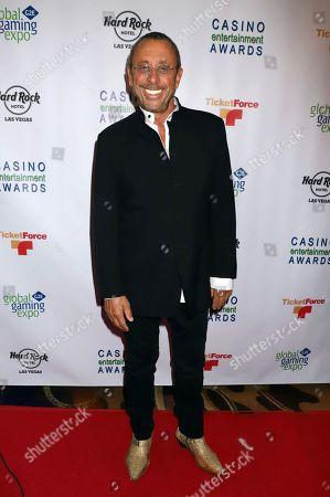 Editorial image of Casino Entertainment Awards, Las Vegas, USA - 10 Oct 2018