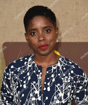 """Janicza Bravo arrives at the Los Angeles premiere of """"Camping"""", at Paramount Studios"""