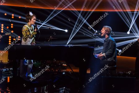Editorial picture of 'The Jonathan Ross Show', TV show, Series 13, Episode 7, London, UK - 13 Oct 2018