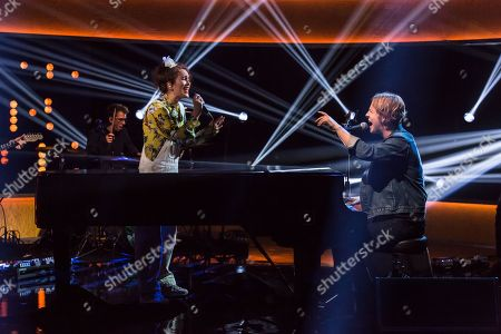 Editorial photo of 'The Jonathan Ross Show', TV show, Series 13, Episode 7, London, UK - 13 Oct 2018