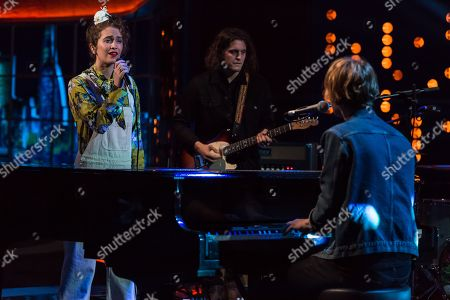 Rae Morris and Tom Odell