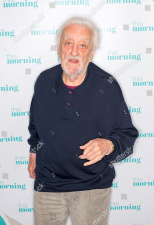 Stock Image of Bernard Cribbins