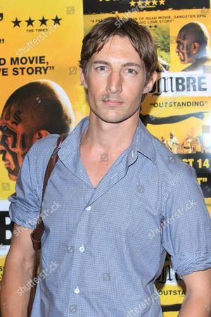 Editorial photo of 'Sin Nombre' film premiere, London, Britain - 11 Aug 2009