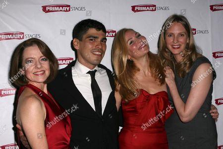 Isabel Keating, Raul Castillo, Jennifer Westfeldt, Christina Kirk