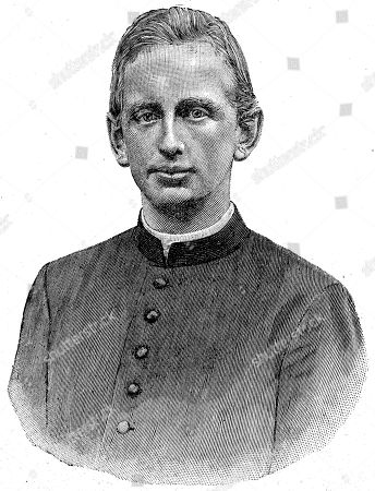 Prince Maximilian of Saxony, Duke of Saxony, 1870, 1951, woodcut, Germany