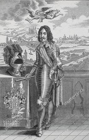 Duke Bernhard of Saxe-Weimar, 16 August 1604, 18 July 1639, general of the Thirty Years War, woodcut, germany