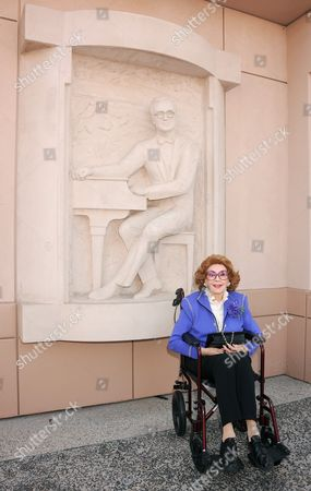 Editorial image of Early TV Memories First-Class Commemorative Stamp Dedication Ceremony, Los Angeles - 11 Aug 2009
