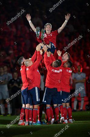 Farewell match Bastian Schweinsteiger, Allianz Arena, Munich, Bavaria, Germany